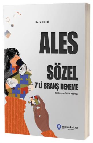 Sorubankası.net ALES Sözel 7 li Branş Deneme Komisyon
