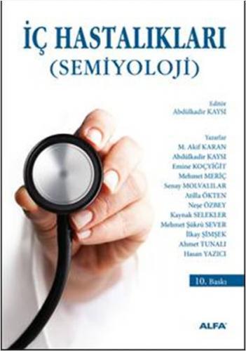 Alfa Semiyoloji İç Hastalıkları