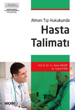 Alman Tıp Hukukunda Hasta Talimatı
