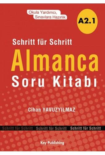 Almanca Soru Kitabı A 2.1 - Cihan Yavuzyılmaz