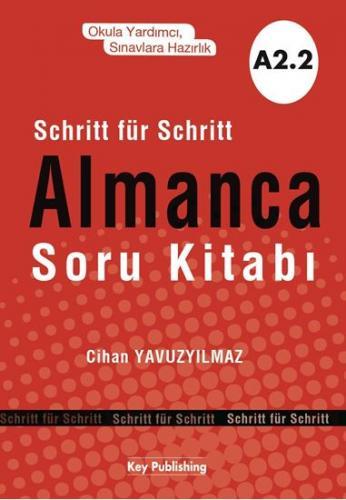 Almanca Soru Kitabı A 2.2 - Cihan Yavuzyılmaz