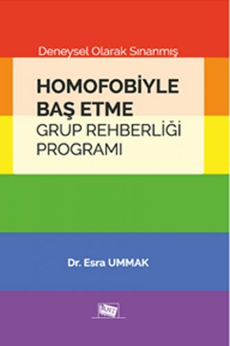 Anı Homofobiyle Baş Etme Grup Rehberliği Programı