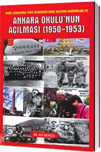 Ankara Okulu'nun Açılması 1950-1953, Dr. Ali Denizli %0 indirimli Ali