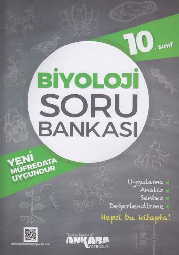 10. Sınıf Biyoloji Soru Bankası - Ankara Yayıncılık
