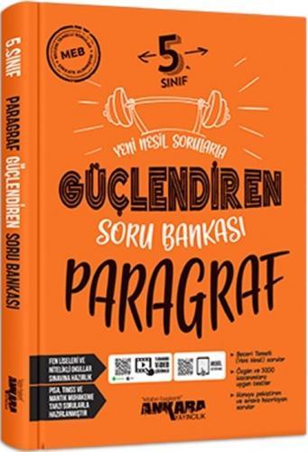 Ankara Yayıncılık 5. Sınıf Paragraf Güçlendiren Soru Bankası Komisyon