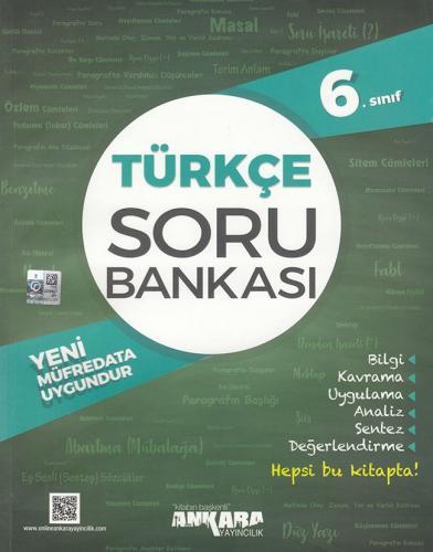 6. Sınıf Türkçe Soru Bankası - Ankara Yayıncılık