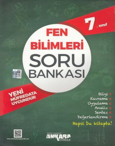 7. Sınıf Fen Bilimleri Soru Bankası - Ankara Yayıncılık
