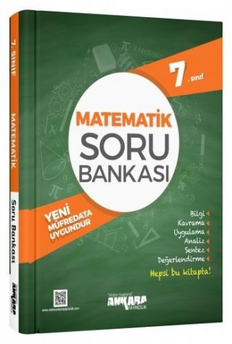 7. Sınıf Matematik Soru Bankası - Ankara Yayıncılık