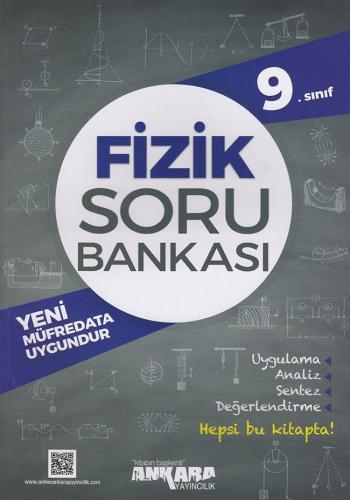 9. Sınıf Fizik Soru Bankası - Ankara Yayıncılık