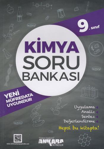 9. Sınıf Kimya Soru Bankası - Ankara Yayıncılık