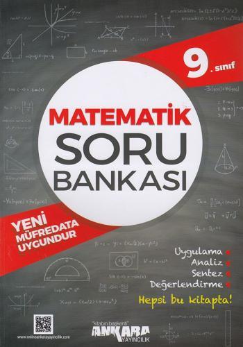 9. Sınıf Matematik Soru Bankası - Ankara Yayıncılık