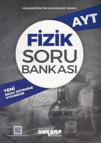 AYT Fizik Soru Bankası - Ankara Yayıncılık