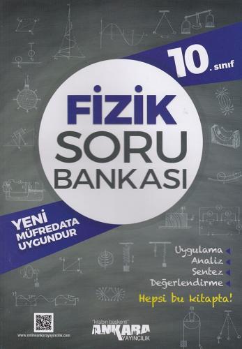 10. Sınıf Fizik Soru Bankası - Ankara Yayıncılık
