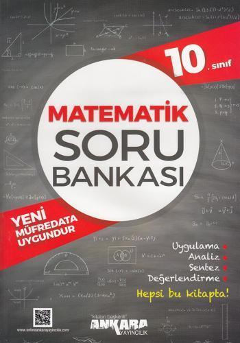 10. Sınıf Matematik Soru Bankası - Ankara Yayıncılık