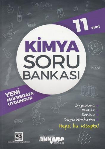11. Sınıf Kimya Soru Bankası - Ankara Yayıncılık