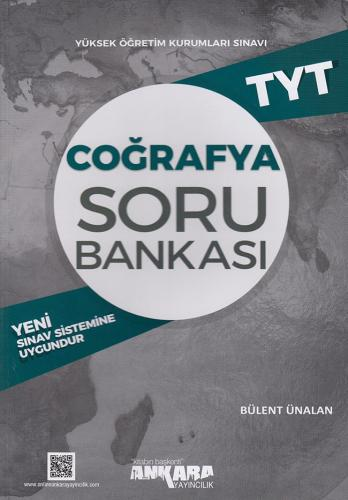 TYT Coğrafya Soru Bankası - Ankara Yayıncılık