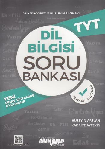 TYT Dil Bilgisi Soru Bankası - Ankara Yayıncılık