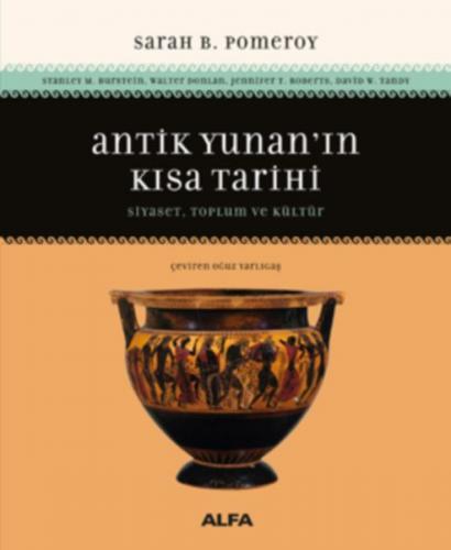 Antik Yunan'ın Kısa Tarihi - Sarah B. Pomeroy