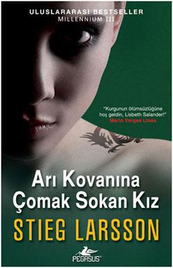 Arı Kovanına Çomak Sokan Kız - Millennium Serisi 3. Kitap