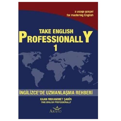 Aristo Take English Professionally – I - Kaan Muhammet Şahin