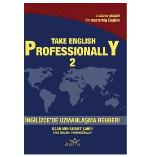 Aristo Take English Professionally – II - Kaan Muhammet Şahin