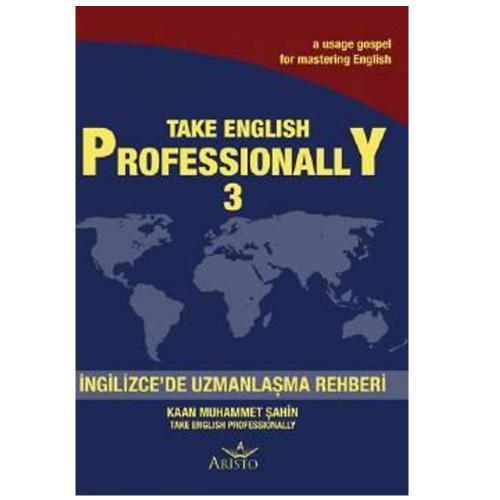 Aristo Take English Professionally – III - Kaan Muhammet Şahin