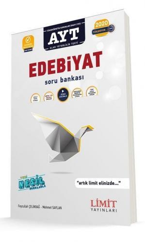 Limit Yayınları AYT Edebiyat Soru Bankası %40 indirimli Komisyon