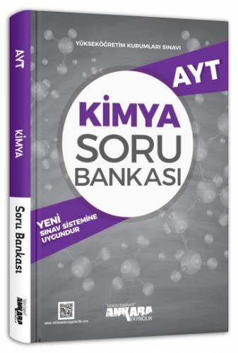 AYT Kimya Soru Bankası - Ankara Yayıncılık