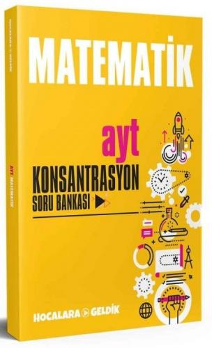 Hocalara Geldik AYT Matematik Konsantrasyon Soru Bankası Komisyon