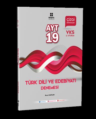 Başka YKS AYT Türk Dili ve Edebiyatı 19 Deneme