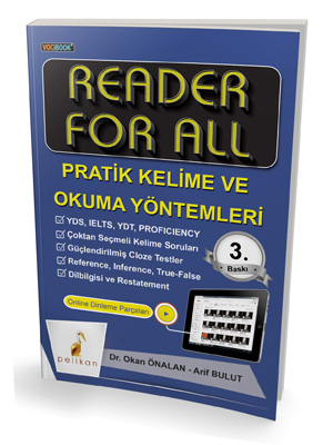 Reader For All Pratik Kelime ve Okuma Yöntemleri