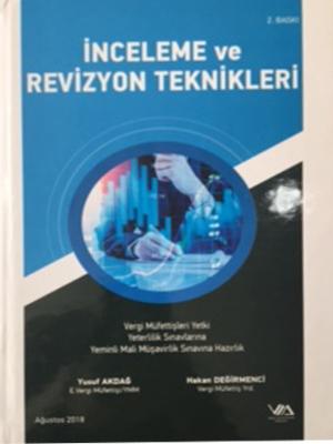 İnceleme ve Revizyon Teknikleri