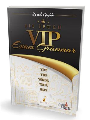 Pelikan 111 İpucu VIP Exam Grammar