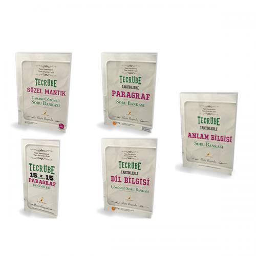 Pelikan KPSS için Tecrübe Taktiklerle Türkçe Seti - 5 Kitap %44 indiri