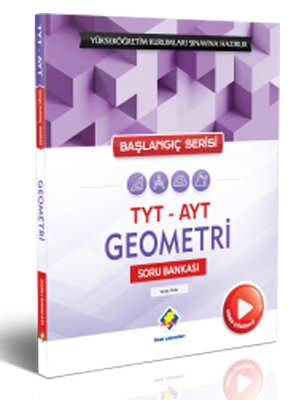 Final TYT AYT Geometri Soru Bankası Video Çözümlü Başlangıç Serisi