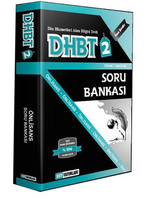 DHBT 2 Lisans Önlisans Soru  Bankası - DDY Yayınları