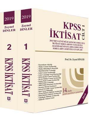 Ekin KPSS İktisat 2019