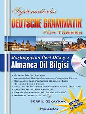Beşir Systematische Deutsche Grammatik Başlangıçtan İleri Düzeye Almanca Dil Bilgisi