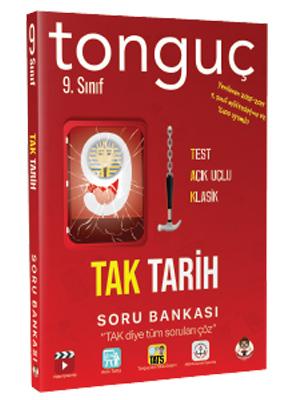 Tonguç Akademi 9. Sınıf TAK Tarih Soru Bankası