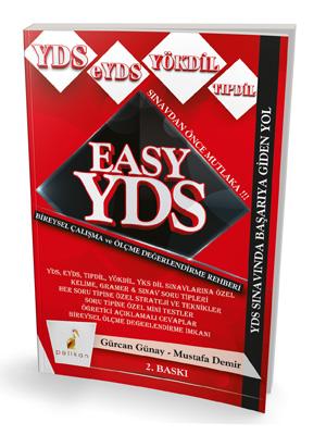 Pelikan Easy YDS Bireysel Çalışma ve Ölçme Değerlendirme Rehberi