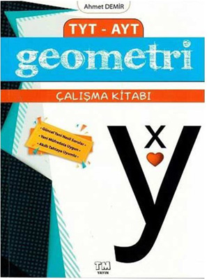 TM TYT AYT Geometri Çalışma Kitabı