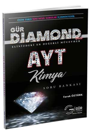 Gür Yayınları DIAMOND Ayt Kimya Soru Bankası