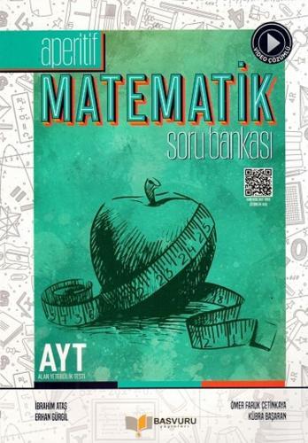 Başvuru Yayınları AYT Matematik Aperitif Soru Bankası İbrahim Ataş