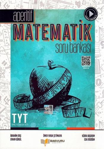 Başvuru Yayınları TYT Matematik Aperitif Soru Bankası İbrahim Ataş