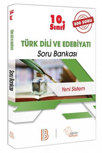 Benim Hocam 10. Sınıf Türk Dili ve Edebiyatı Soru Bankası