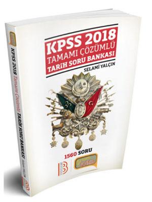 Benim Hocam KPSS Benim Tarihim Tamamı Çözümlü Soru Bankası 2018