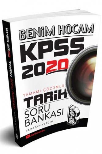 Benim Hocam Yayınları 2020 KPSS Tarih Tamamı Çözümlü Soru Bankası