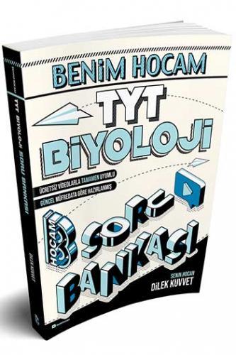 Benim Hocam Yayınları TYT Biyoloji Soru Bankası Dilek Kuvvet