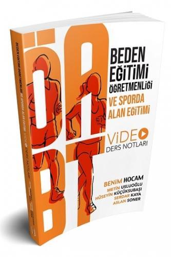 Benim Hocam Yayınları 2019 ÖABT Beden Eğitimi Öğretmenliği Ve Sporda Alan Eğitimi Video Ders Notları