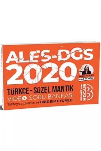 Benim Hocam Yayınları 2020 ALES DGS Türkçe – Sözel Mantık Video Soru Bankası